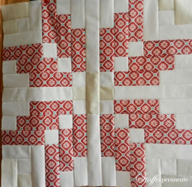Norway Quilt block 1